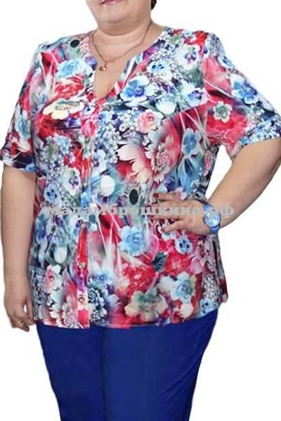 Блуза Цветик (фото)