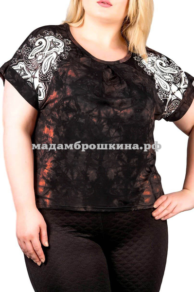 Блуза Флорет (фото)