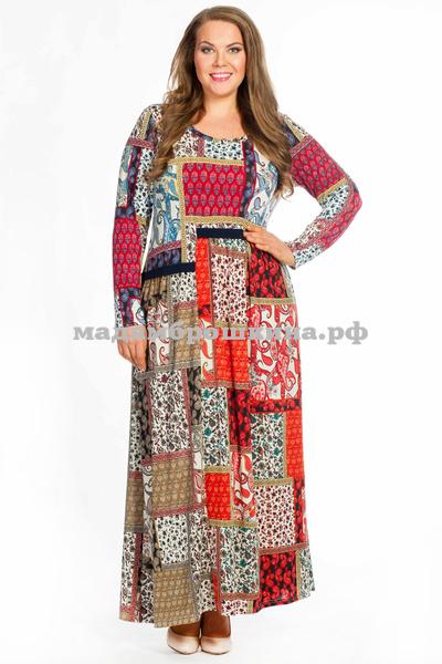 Платье Этнос (фото)