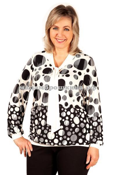 Блуза Офис Милада (фото)
