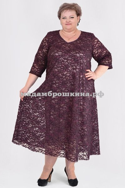 Платье Милагрес (фото)