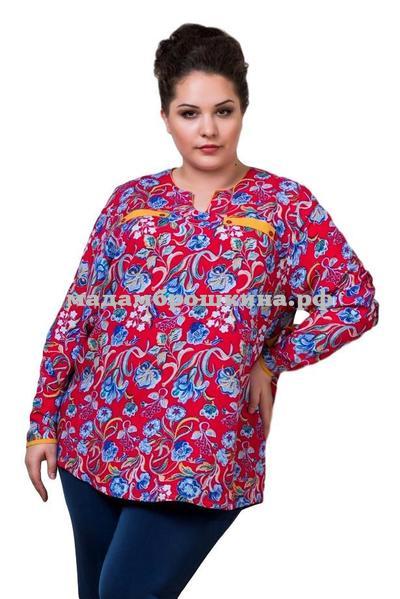 Блуза Азия (фото)