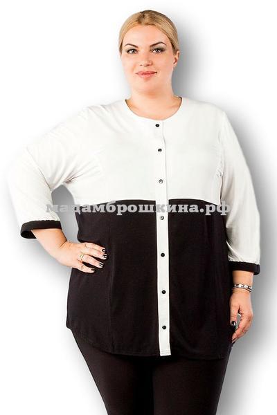 Блуза Домино (фото)