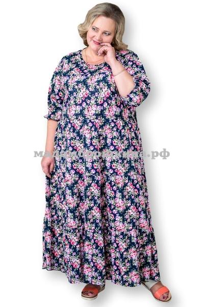 Платье для дома и отдыха Сюзанна (фото)