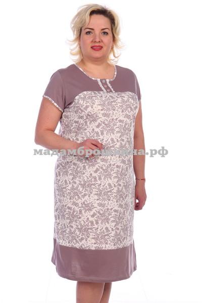 Сорочка ночная Изольда (фото)