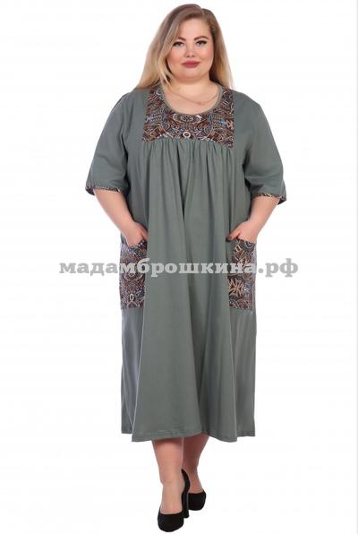 Платье для дома и отдыха Сусана (фото)