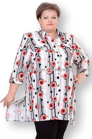 Рубашка Макси