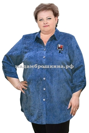 Рубашка Вельвет