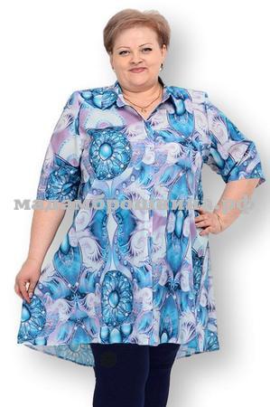 Рубашка Анжела лайт
