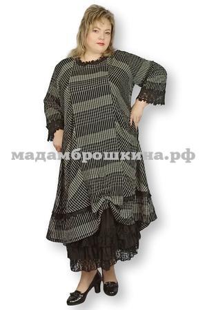 Платье Мадам Помпадур