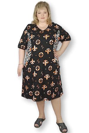Платье для дома и отдыха Красотка