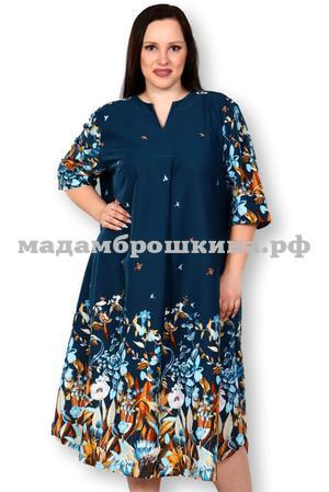 Платье для дома и отдыха Полынь