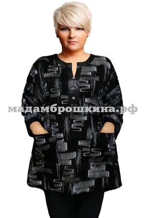 Блуза Эврика