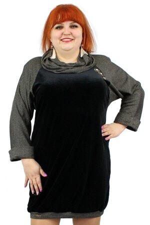 Туника-платье Нео