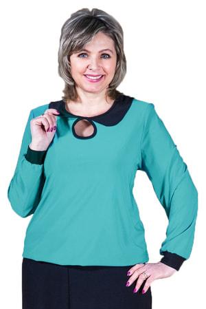 Блуза Капля