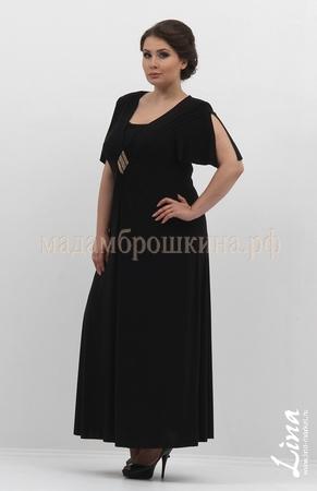 Платье Ромб