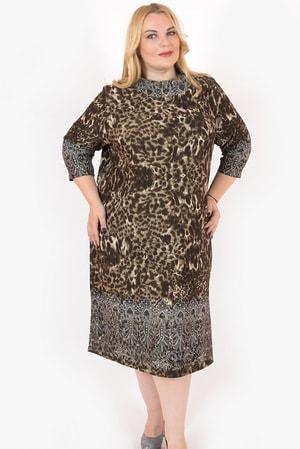 Платье Тирада