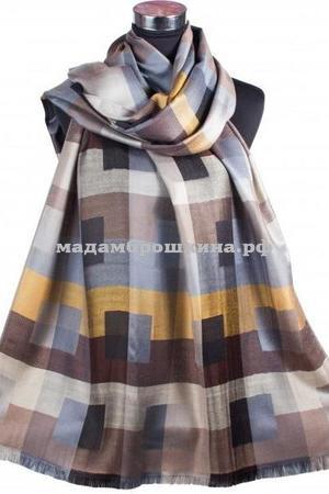 серый/коричневый