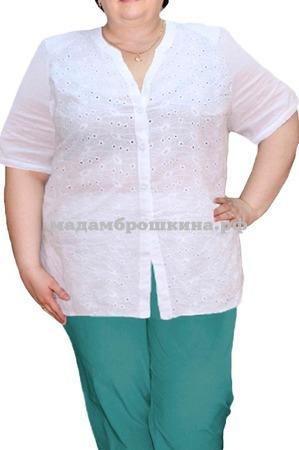 Блуза Распашонка