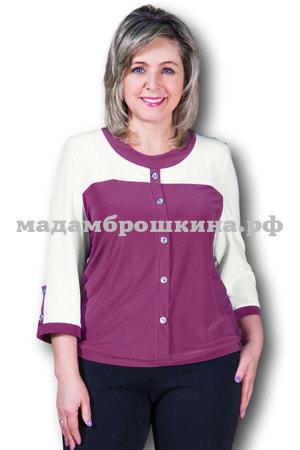 Блуза Дамочка