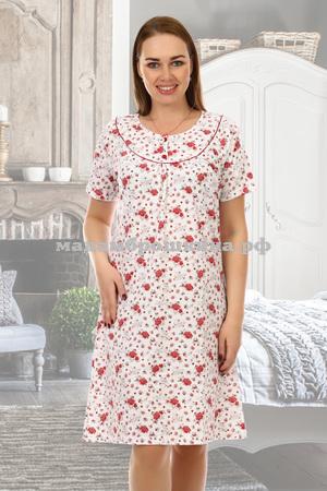 Сорочка ночная Хризантема