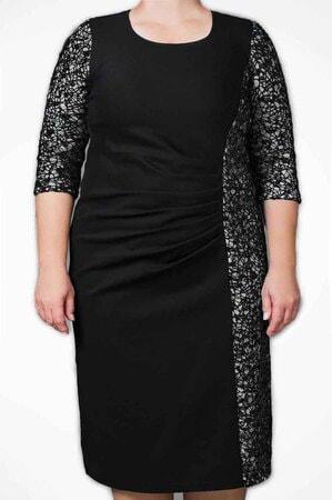 Платье Фантом