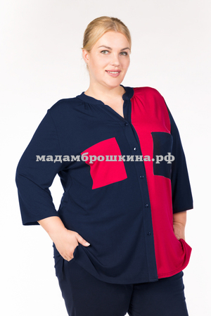 Блуза Пралине