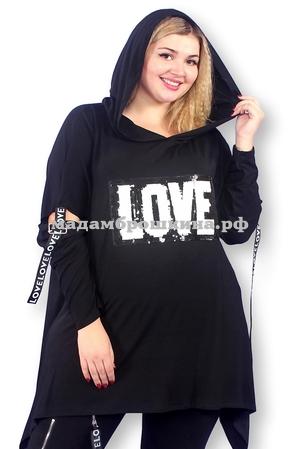 Туника Love Yaber