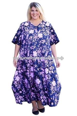 Платье для дома и отдыха Агафья